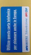 SCHEDA TELEFONICA ITALIANA - OMAGGIO-C&C 3242 - G151 - IRITEL TELESELEZIONE - NUOVA L 2000 - [4] Sammlungen
