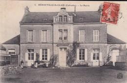 HEROUVILLE SAINT CLAIR LA MAIRIE Petite Animation  ACHAT IMMEDIAT - Herouville Saint Clair
