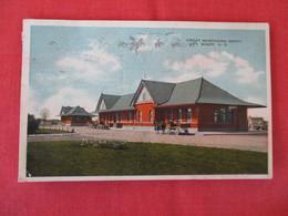 Great Northern   Depot   - North Dakota > Minot  > Ref 2901 - Minot