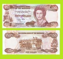 Bahamas  50   Dollars 1974   -- Copy - Copy- Replica - REPRODUCTIONS - Bahamas