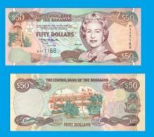Bahamas  50   Dollars 1996   -- Copy - Copy- Replica - REPRODUCTIONS - Bahamas