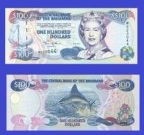 Bahamas  100   Dollars 2000   -- Copy - Copy- Replica - REPRODUCTIONS - Bahamas