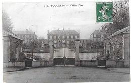 35 -  FOUGÈRES - L'Hôtel-Dieu - Fougeres