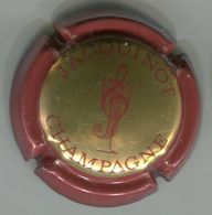 CAPSULE-CHAMPAGNE JACQUINOT N°02 Or, Cont. Bordeaux - Champagnerdeckel