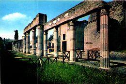 ERCOLANO - Scavi Di Ercolano - Portico Della Palestra - Ercolano