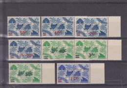 Djibouti N° 254 à 261** Neuf (8 Valeurs) - Französich-Somaliküste (1894-1967)