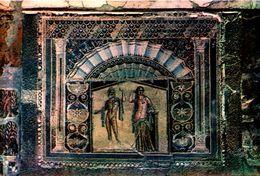 ERCOLANO - Scavi Di Ercolano - Casa Del Mosaico Di Nettuno E Anfitrite - Ercolano