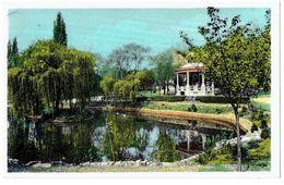 MOUSCRON - Parc - Edit. Rousselle-Castel - Moeskroen