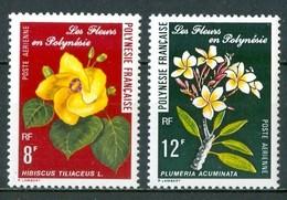 1977 Polinesia Fiori Flovers Fleurs MNH** Fio193 - Nuovi