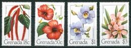 1979 Grenada Grenadines Flora Fiori Flowers Blumen Fleurs MNH** Fio194 - Grenada (1974-...)