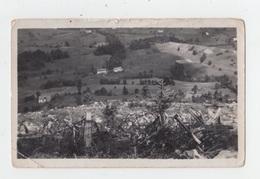 PHOTO Format 11X7 / LE CHAMP DE BATAILLE LE LINGE à ORBEY - JUILLET 1935 - Places