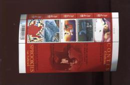 Belgie Blok Feuillet BL125 H.C. ANDERSEN PLAATNUMMER 3  Onder Postprijs Sous Faciale !!! - Blocks & Sheetlets 1962-....