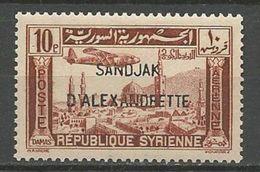 ALEXANDRETTE PA N° 6  NEUF** LUXE SANS CHARNIERE / MNH - Neufs