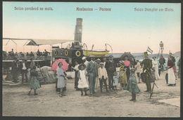 Croatia-----Kraljevica-----old Postcard - Kroatien