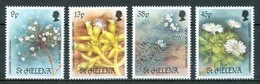 198 Isola Sant'Elena Flora Piante Plants Plantes Set MNH** Fio198 - Isola Di Sant'Elena
