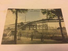 Carte Postale Athus Entrée Des Aciéries - Belgien
