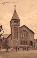 Montegnée - Eglise Du Lamay (belle Animation...pli Central) - Saint-Nicolas