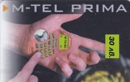 Bulgaria, BG-V-REF-0001,  01. Prima Voucher - First Edition, Handphone 30, 2 Scans. - Bulgaria
