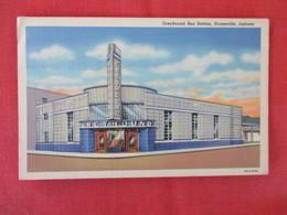 Greyhound Bus Terminal  - - Indiana > Evansville -  Ref 2903 - Evansville