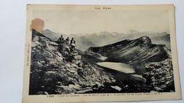 CPA La Vallée Du Queyras Le Lac De Malrif - Autres Communes