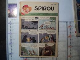 SPIROU N°656 DU 9 NOVEMBRE 1950 BUGS BUNNY / LA LEGENDE DE PERCEVAL / FRANK GODWIN / - Spirou Magazine