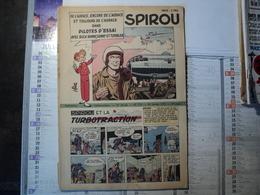 SPIROU N°772 DU 29 JANVIER 1953. VICTOR HUBINON LUCKY LUKE / WILL / BEBE JODEL .... - Spirou Magazine