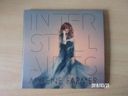 CD - Mylène Farmer - Interstellaires - Disco, Pop
