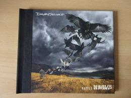 CD - David Gilmour - Rattle That Lock - Disco, Pop