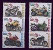 Cuba ** N° 4736 à 4741   - Motos - - Motorbikes