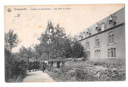 Overyssche Overijse Institut Du Sacré Coeur Une Allée Du Jardin Animée 1910 - Overijse