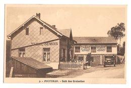Poupehan 7 Café Des Croisettes Tabac Semois Planteur Deprez Fabricant Pierret  Non Circulée - Bouillon