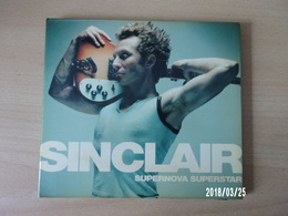 CD - Sinclair - Supernova Superstar - Musique & Instruments
