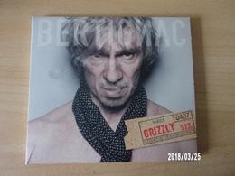 CD - Bertignac - Grizzly - Disco, Pop