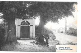 Villers Perwin La Chapelle Saint St Hubert Bon état  1912 - Belgique
