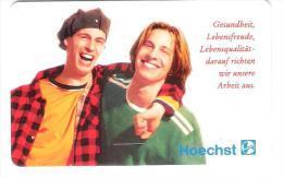 Germany - S 04/96 Hoechst - Germany