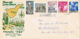 27986. Carta Souvenir PUERTO De La CRUZ (Tenerife) 1970 - 1931-Hoy: 2ª República - ... Juan Carlos I