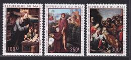 MALI AERIENS N°  110 à 112 ** MNH Neufs Sans Charnière, TB (D6148) Noel, Tableaux Religieux - Mali (1959-...)