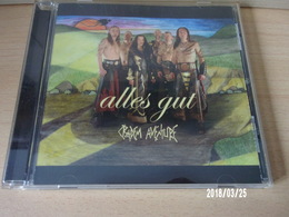 CD - Cradem Aventure - Alles Gut (tout Va Bien) - Avec Dédicaces - Music & Instruments