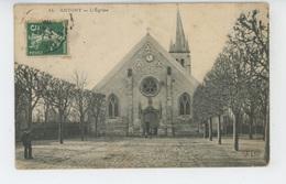 ANTONY - L'Eglise - Antony