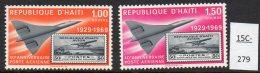 Haiti 1971 Concorde 1G And 1G50. MNH – Elusive Unmounted. - Concorde