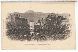 63 CLERMONT  FERRAND    LA  PLACE  SAINT  HEREM    TBE  1G566 - Clermont Ferrand