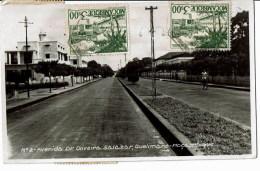 Mocambique  N2 Avenida Dr Oliveira - Mozambique