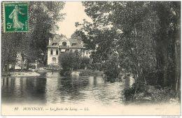 77-MONTIGNY SUR LOING-N°C-3022-B/0237 - Autres Communes