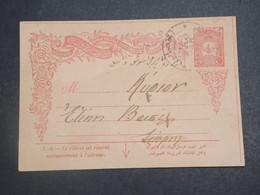 TURQUIE - Entier Postal Voyagé En 1906 , à Voir - L 15162 - 1858-1921 Empire Ottoman