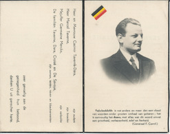 Oorlog WO-II - Politiek Gevangene Fernand TAVERNE ° Ninove 1912 + Gorden-Brandenburg 8 Mei 1944 - Religion & Esotericism