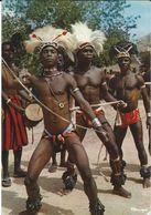 Mauritania Via Yugoslavia - Medy Group's Dancers.nice Stamps - 1965 Musical Instruments And Marine Life/Crustaceans - Mauritania