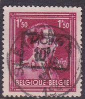Belgium S365 1946 Surcharged -10% On 1.50 Magenta - België