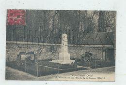 Sablons Sur Huisne (61) : Le Monument Aux Morts De Condeau En 1935 PF. - France
