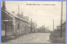 Le Verguier - Le Bureau De Tabac - France