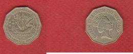 Belize   / KM 99 / 1 $ 1991 / TB - Belize